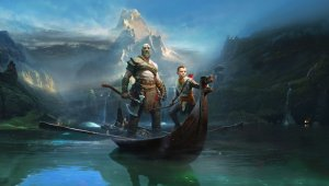 God of War, para PS4, se deja ver en unos nuevos e impresionantes artworks
