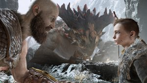 Santa Monica comparte dos nuevos vídeos de God of War para PS4