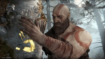 God of War para PS4: Primer vistazo al modo foto