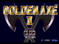 Golden Axe II Wii