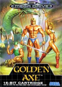 Golden Axe Mega Drive