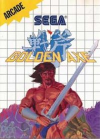 Golden Axe Master System
