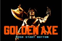 Golden Axe Wii