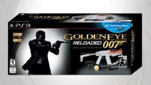 Anunciado el pack Move Double 'O' Edition para GoldenEye 007 Reloaded