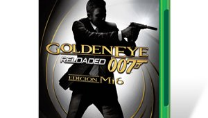 Edición especial de Golden Eye Reloaded en tiendas GAME [Xboxgo]