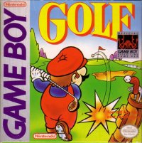 Golf Game Boy