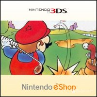 Golf Nintendo 3DS