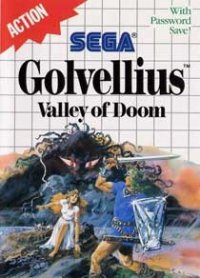 Golvellius: Valley of Doom Master System