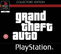 Grand Theft Auto: Collector's Edition Playstation