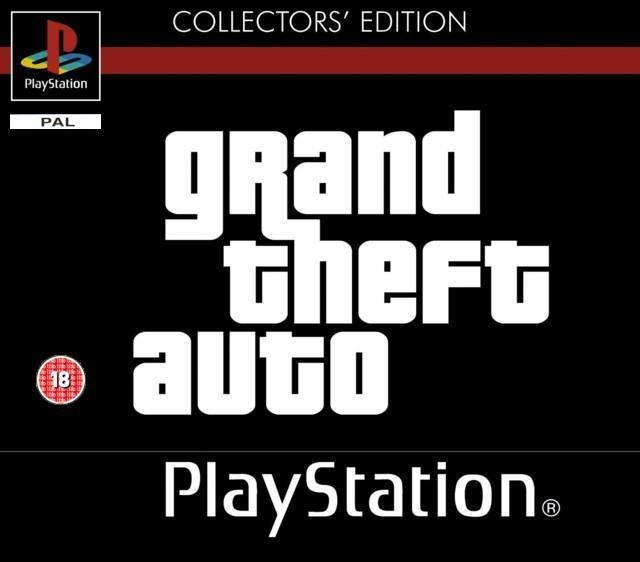 Grand Theft Auto: Collector's Edition