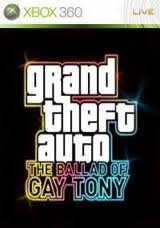 Grand Theft Auto IV: The Ballad of Gay Tony Xbox 360