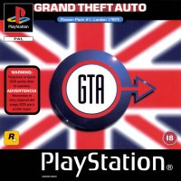 Grand Theft Auto: London, 1969 Playstation