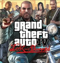 Grand Theft Auto: The Lost and Damned Xbox 360