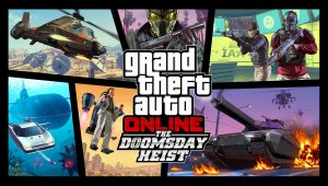 Grand Theft Auto Online: Golpe del Juicio Final ya disponible; estas son las novedades
