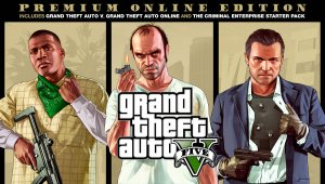 Anunciado oficialmente Grand Theft Auto V Premium Edition para PS4 y Xbox One