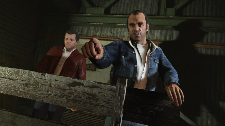 Los fans se ceban con GTA V en Steam como castigo a Take-Two por su batalla contra los mods