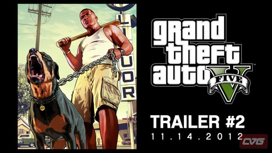 GTA V SECOND TRAILER