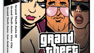 Pack Grand Theft Auto: La Trilogia para Playstation 2