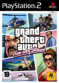 Grand Theft Auto: Vice City Stories Playstation 2