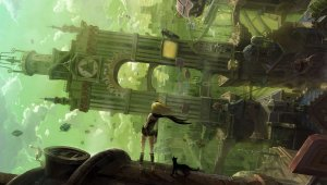 Ganadores del concurso Gravity Rush Remastered