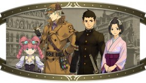 Capcom ha finalizado el desarrollo de The Great Ace Attorney