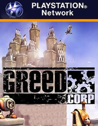 Greed Corp PS3