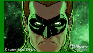 Primeras capturas oficiales de Green Lantern: Rise of the Manhunters para 3DS