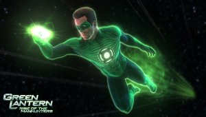 Green Lantern: Rise of the Manhunters trailer gameplay