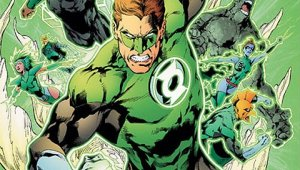 Teaser trailer de Green Lantern: Rise of the Manhunters