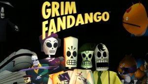 Grim Fandango Remastered y Broken Age, confirmados para Nintendo Switch