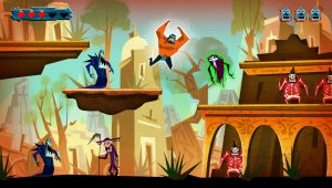 Guacamelee! Gold Edition es confirmado para Steam