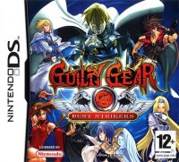Guilty Gear Dust Strikers Nintendo DS
