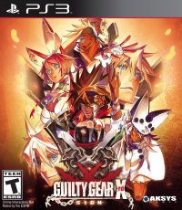 Guilty Gear Xrd: Sign PS3