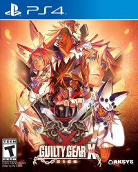 Guilty Gear Xrd: Sign PS4