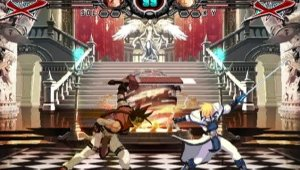 Nuevas capturas de Guilty Gear XX Accent Core Plus