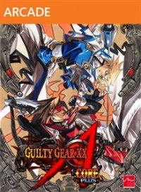 Guilty Gear XX Accent Core Plus Xbox 360