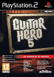 Guitar Hero 5 Playstation 2