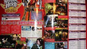 Nuevos scans de Guitar Hero: Aerosmith