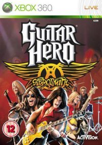 Guitar Hero Aerosmith Xbox 360