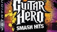 Caratula de Guitar Hero Smash Hits