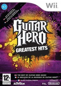 Guitar Hero: Greatest Hits Wii