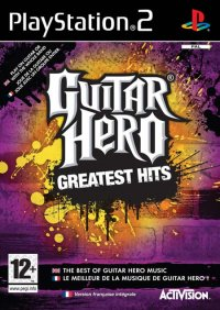 Guitar Hero: Greatest Hits Playstation 2