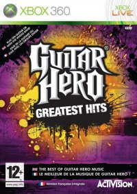 Guitar Hero: Greatest Hits Xbox 360