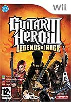 Guitar Hero III: Legends of Rock Wii