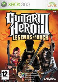 Guitar Hero III: Legends of Rock Xbox 360