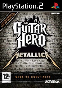 Guitar Hero: Metallica Playstation 2