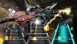 9 temas descargables para Guitar Hero: Warriors Of Rock