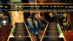 Nuevas canciones para Guitar Hero: Warriors Of Rock