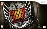 Guitar Hero: Warriors of Rock Wii