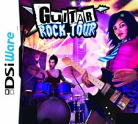 Guitar Rock Tour Nintendo DS